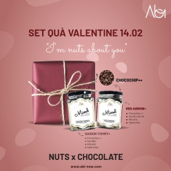 I'M NUTS ABOUT YOU - GIFT SET